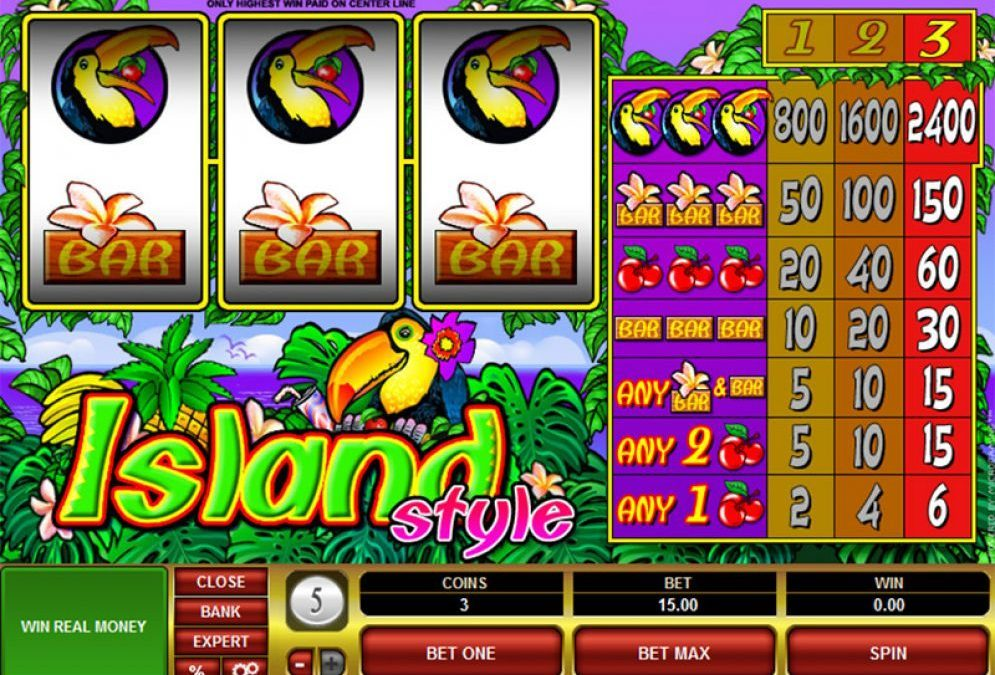 Adventure in Island Style Awesome Gambling to Get Real Money
