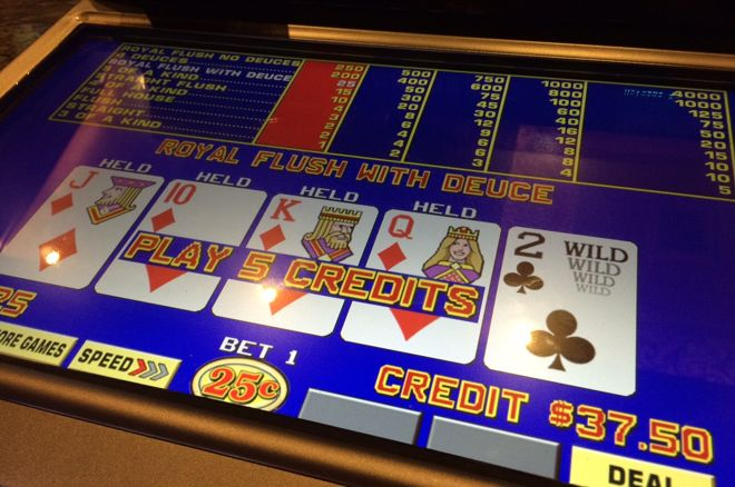 Video poker can be won without worries, it is worth knowing how